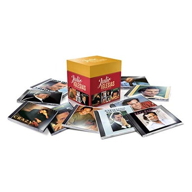 JULIO IGLESIAS: THE COLLECTION CD