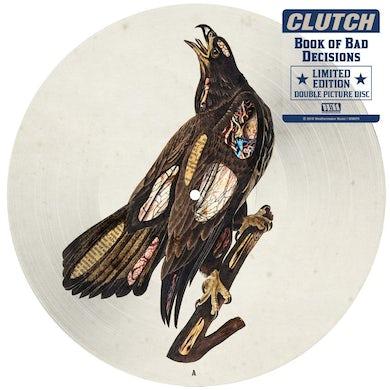 Clutch BOOK OF BAD DECISIONS Vinyl Record