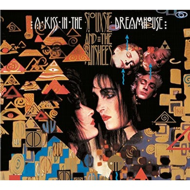 Siouxsie And The Banshees KISS IN THE DREAMHOUSE Vinyl Record