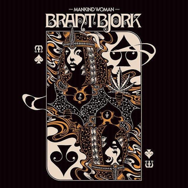 Brant Bjork MANKIND WOMAN CD