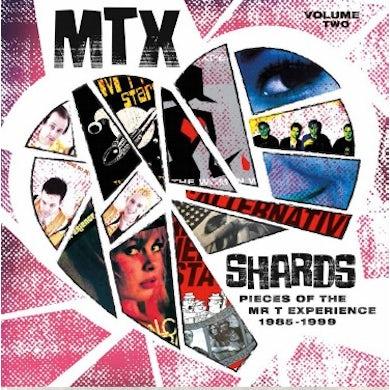 Mr T Experience SHARDS VOL. 2 Vinyl Record