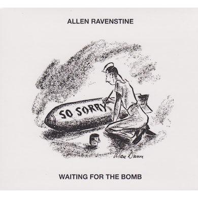 Allen Ravenstine WAITING FOR THE BOMB Vinyl Record