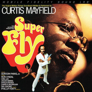 Curtis Mayfield SUPER FLY Super Audio CD