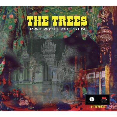 Trees PALACE OF SIN Vinyl Record