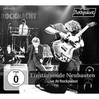 Einstürzende Neubauten LIVE AT ROCKPALAST CD