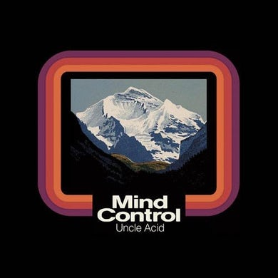 Uncle Acid & The Deadbeats MIND CONTROL CD