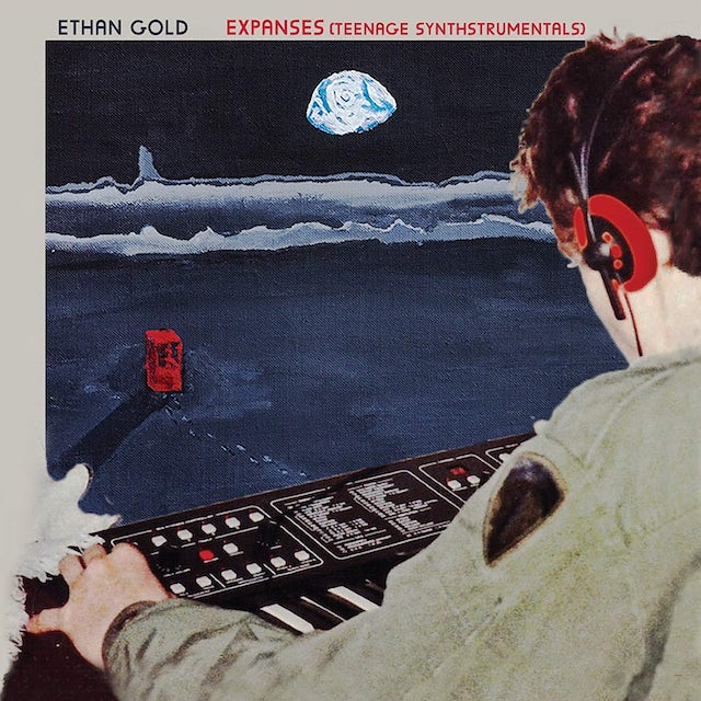 Ethan Gold EXPANSES (TEENAGE SYNTHSTRUMENTALS) CD