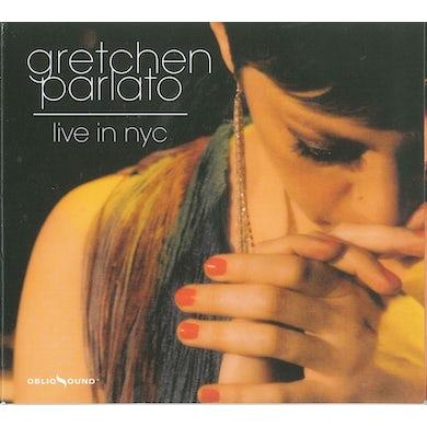 Gretchen Parlato LIVE IN NYC CD