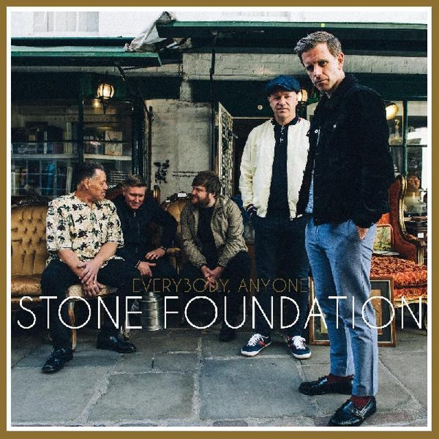 Stone Foundation EVERYBODY ANYONE Vinyl Record