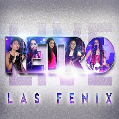 Fenix RETRO LIVE (CD/DVD) CD