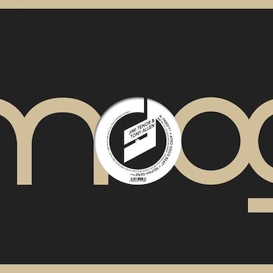 Jimi Tenor / Tony Allen MOOGIN AT THE CAFE Vinyl Record