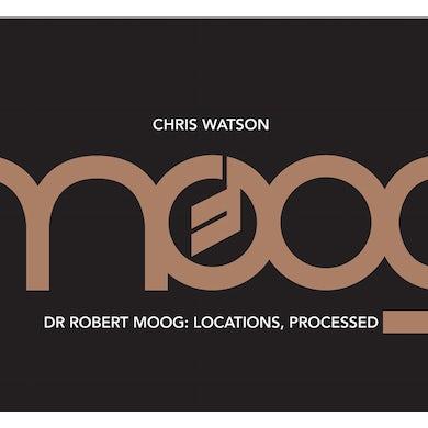 Chris Watson LOCATIONS / PROCESSED CD