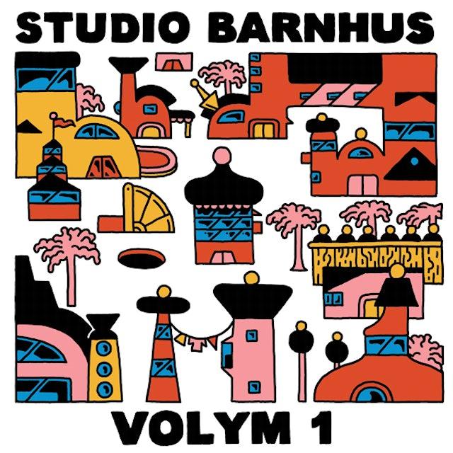 Studio Barnhus Volym 1 / Various CD