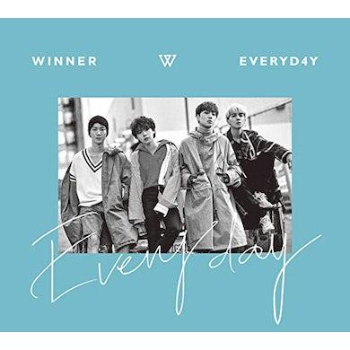 WINNER EVERYD4Y CD