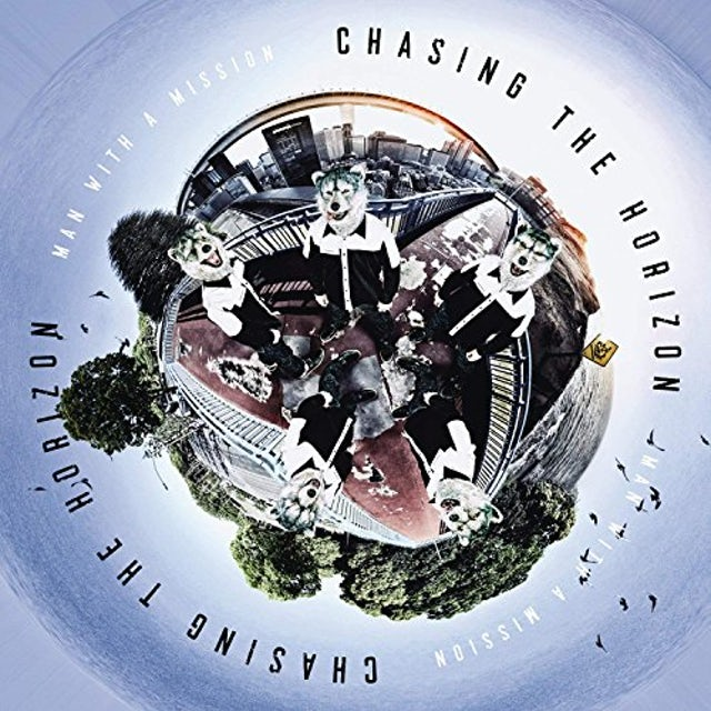 MAN WITH A MISSION CHASING THE HORIZON Vinyl Record