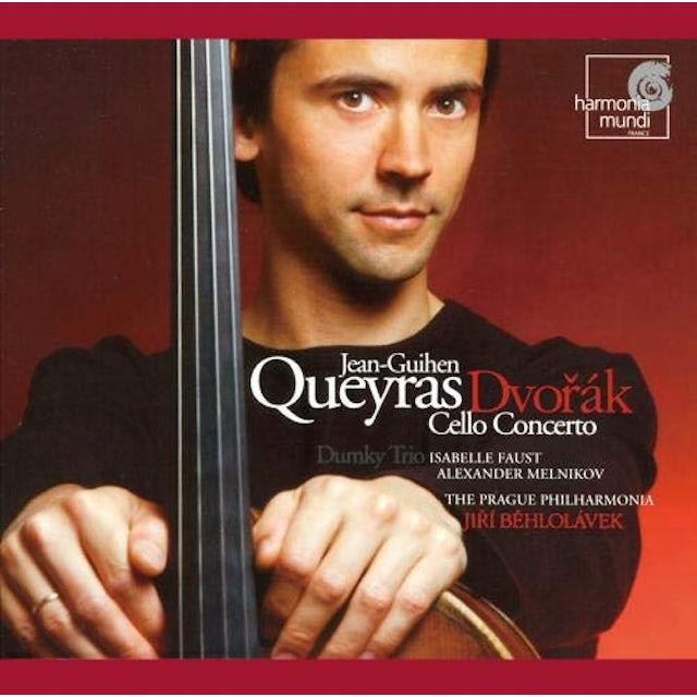 DVORAK: CELLO CONCERTOS CD