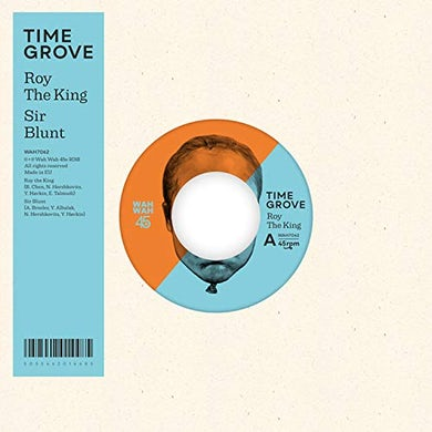 Time Grove ROY THE KING / SIR BLUNT Vinyl Record