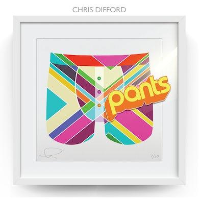 Chris Difford PANTS CD