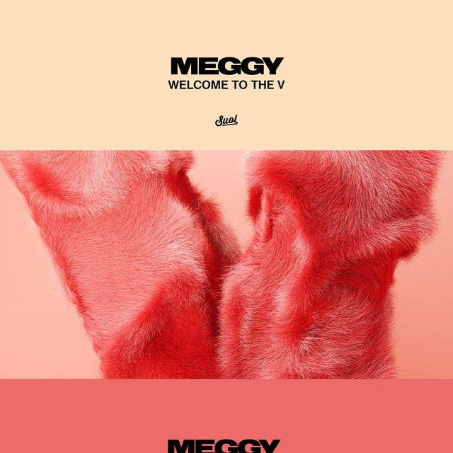 Meggy WELCOME TO THE V Vinyl Record