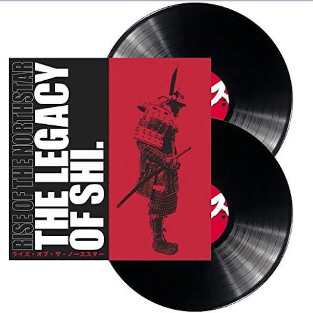 RISE OF THE NORTHSTAR LEGACY OF SHI Vinyl Record