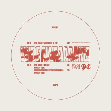 Parquet Courts WIDE AWAKE REMIXES Vinyl Record