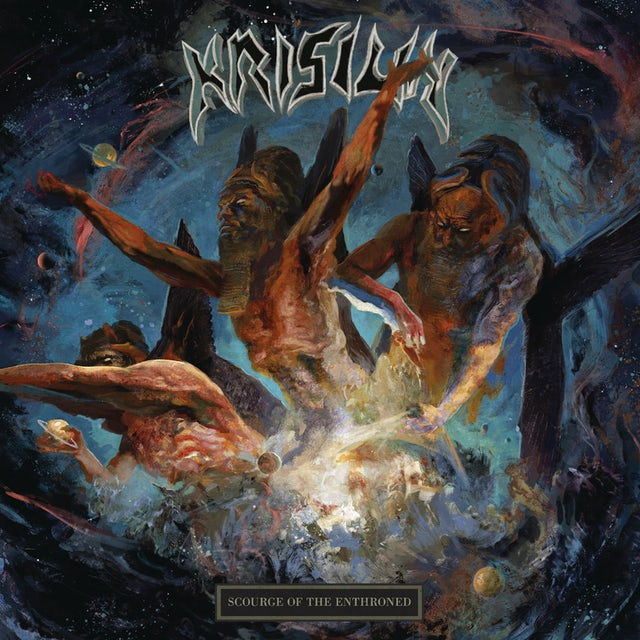 Krisiun SCOURGE OF THE ENTHRONED Vinyl Record