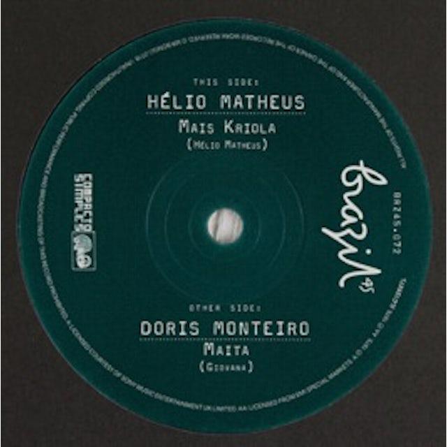 Helio Matheus & Doris Monteiro