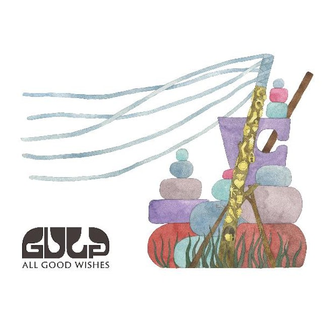 Gulp ALL GOOD WISHES CD