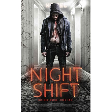 NIGHTSHIFT DVD
