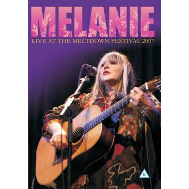 Melanie FOR ONE NIGHT ONLY DVD