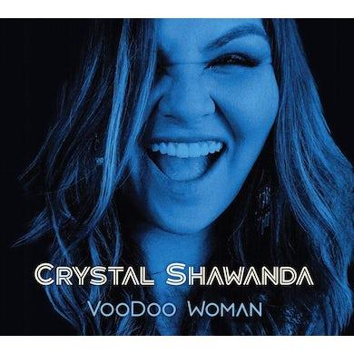 Crystal Shawanda VOODOO WOMAN CD