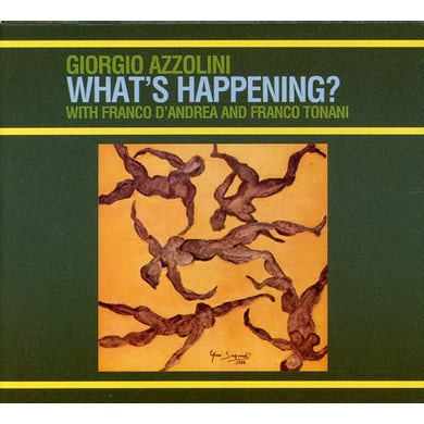 WHAT'S HAPPENING CD