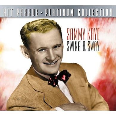 HIT PARADE PLATINUM COLLECTION: SAMMY KAYE SWING CD