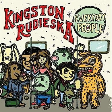 Kingston Rudieska EVERYDAY PEOPLE Vinyl Record
