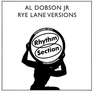 Al Jr Dobson RYE LANE VERSIONS Vinyl Record