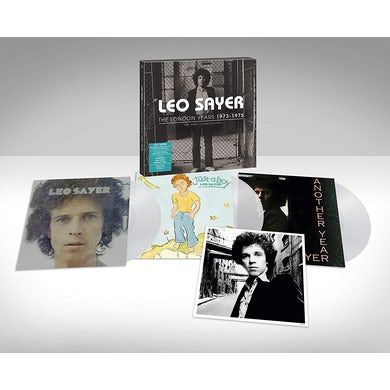 Leo Sayer LONDON YEARS 1973-1975 Vinyl Record
