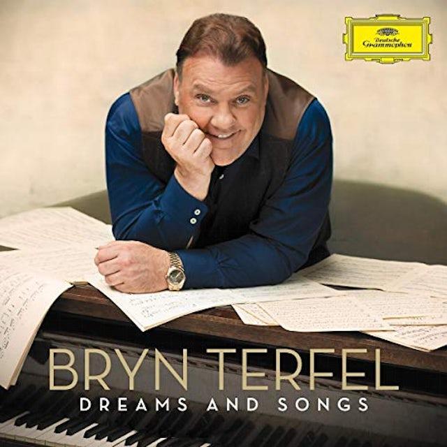 Bryn Terfel DREAMS & SONGS CD