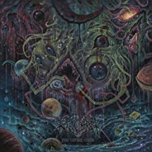 Revocation OUTER ONES CD