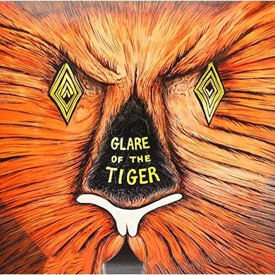 Adam Rudolph GLARE OF THE TIGER Vinyl Record