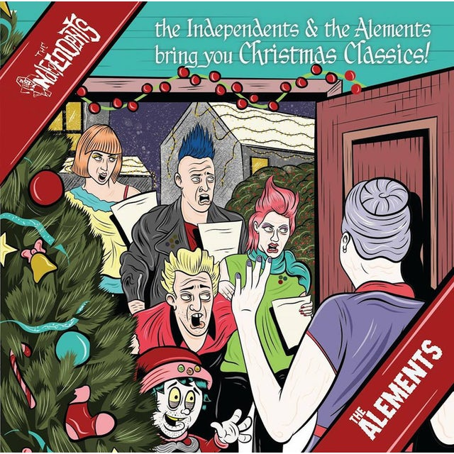 Independents & Alements CHRISTMAS CLASSICS Vinyl Record