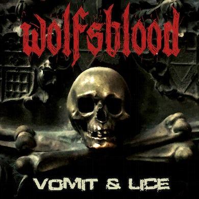Wolfsblood VOMIT & LICE Vinyl Record