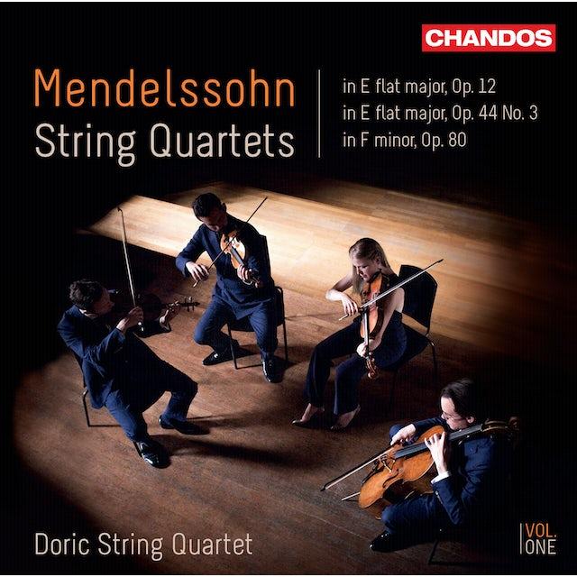 Mendelssohn STRING QUARTETS CD