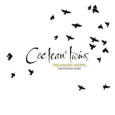 Cocteau Twins TREASURE HIDING: THE FONTANA YEARS CD