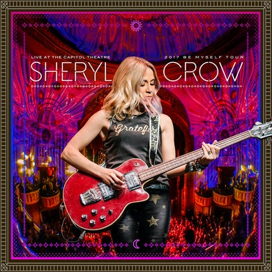 Sheryl Crow LIVE AT THE CAPITOL THEATRE DVD