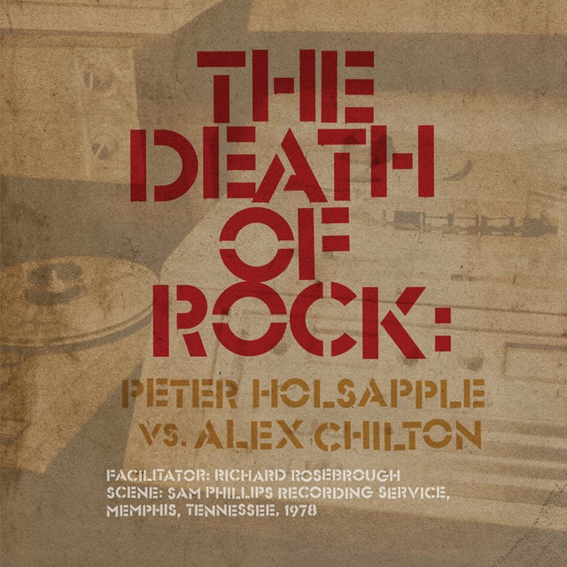 Holsapple,Peter Vs Chilton,Alex DEATH OF ROCK CD