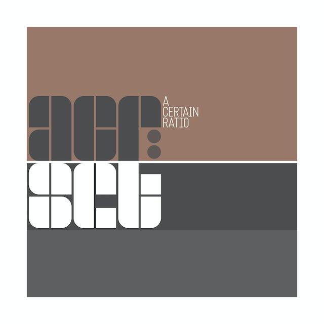 A Certain Ratio ACR:SET CD