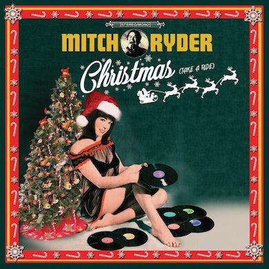 Mitch Ryder CHRISTMAS (TAKE A RIDE) CD