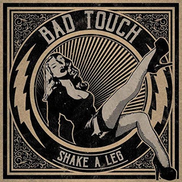 Bad Touch SHAKE A LEG Vinyl Record