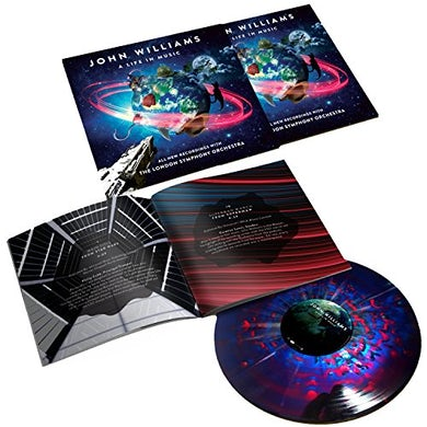 John Williams / London Symphony Orch / Greenaway LIFE IN MUSIC Vinyl Record