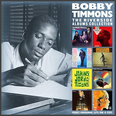 Bobby Timmons RIVERSIDE ALBUMS COLLECTION CD